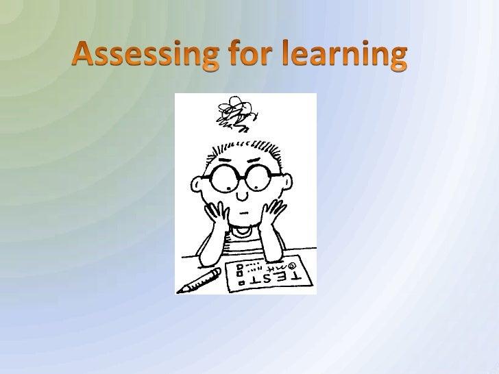 Assessing for leaning