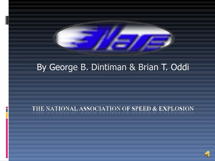 Assessing speed