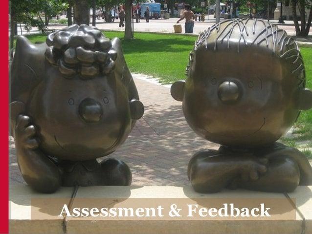 Assessment & Feedback