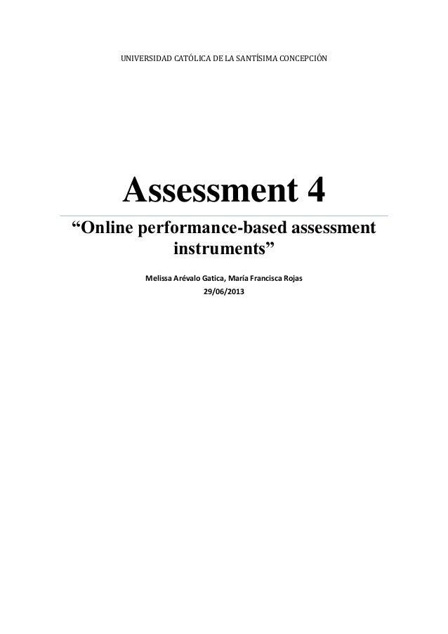 Assessment 4 technologies final version