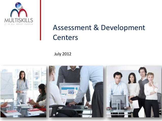 Assessment and Development Centers