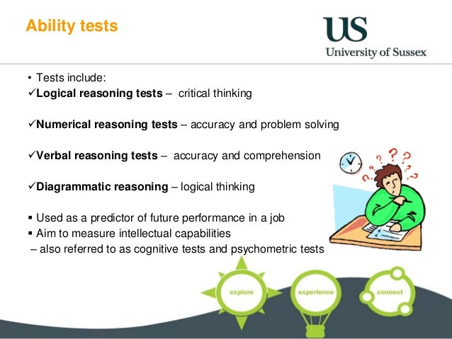 Critical Thinking Reasoning