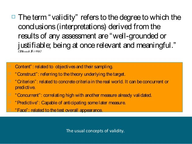 Provide an essay on how the reliability and validity and could be improved.?