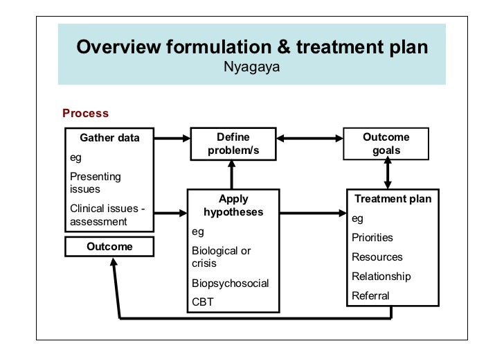 conceptualization treatment plan paper Case conceptualization and treatment plan posted on january 8, 2018 updated on january 8, 2018 develop a clear and thorough understanding of the presented case in the video shown in class.