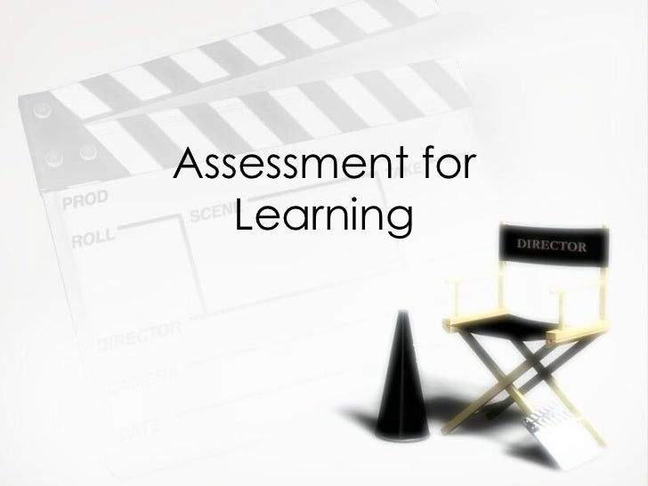 Assessment in science education
