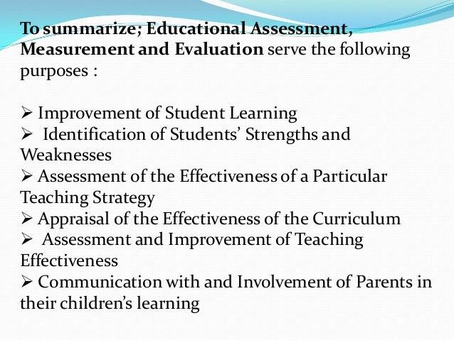 assessment for learning 5 essay