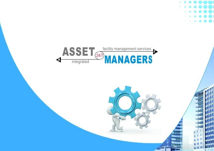 Asset mangers Corporate Profile