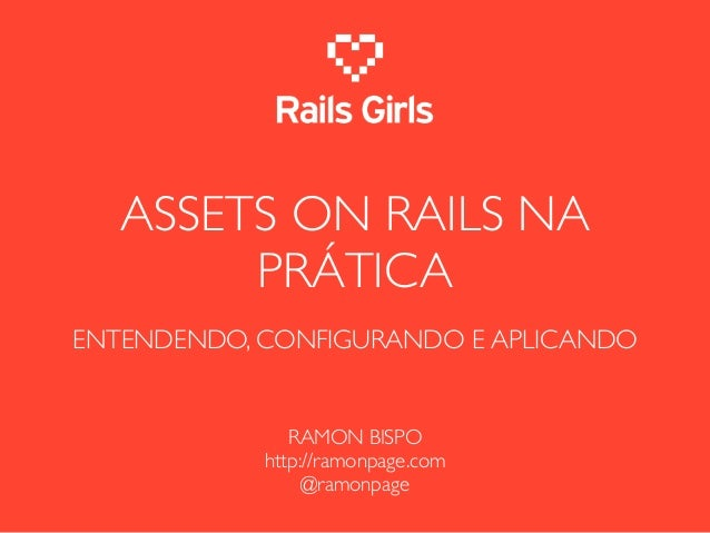 Assets on Rails na Prática