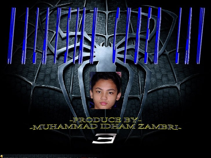 MALAYSIAN  CYBER  LAW -PRODUCE BY- -MUHAMMAD IDHAM ZAMBRI-