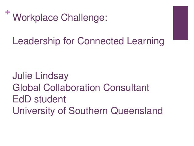 Leadership for Connected Learning
