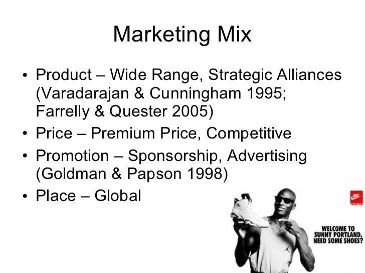 the best attitude 378b6 dd897 nike air max marketing mix