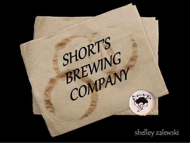 Assignment#10    short's brewery - sz