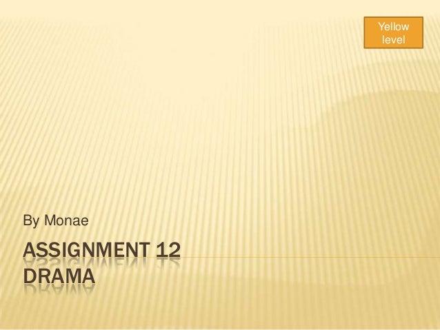 Assignment 12 d