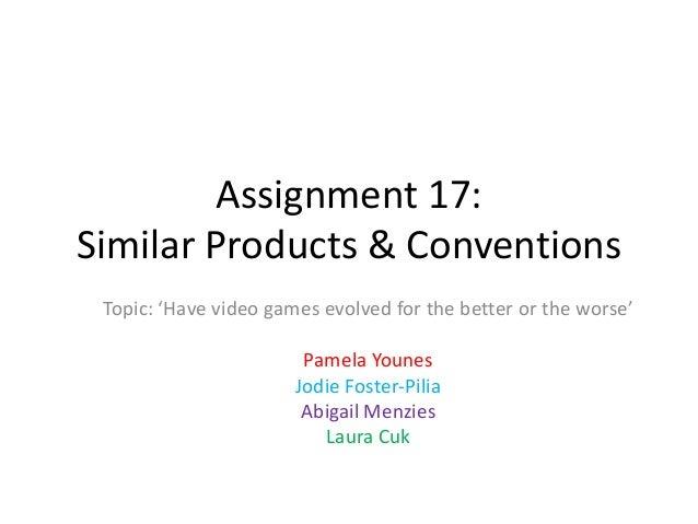 Assignment 17