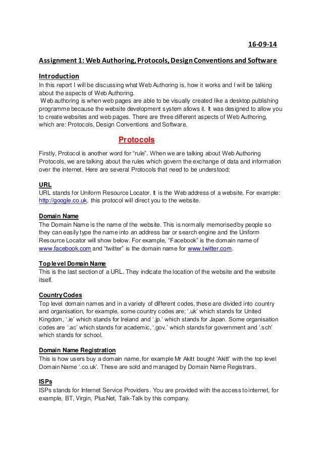 website assignment agreement