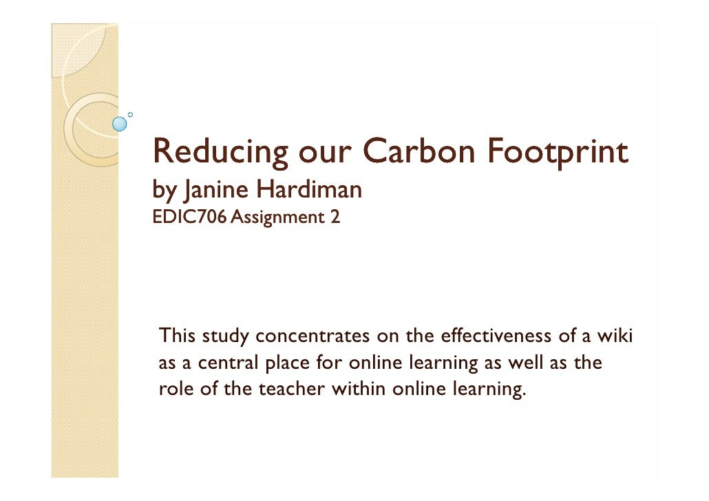 the effortmethods to reduce my carbon footprint and emissions rating essay Solving the air pollution problem requires joint effort and takes different ways 5 brilliant solutions to air pollution methods to reduce your carbon footprint.