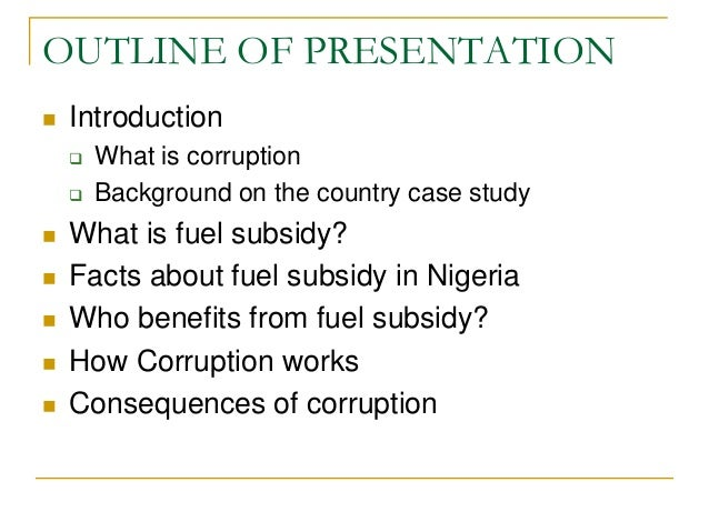 Write a essay on corruption : Life famous