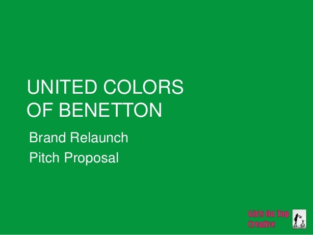 case analysis benetton