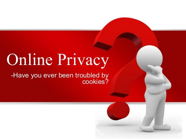 Online Privacy Eric Zhu T5