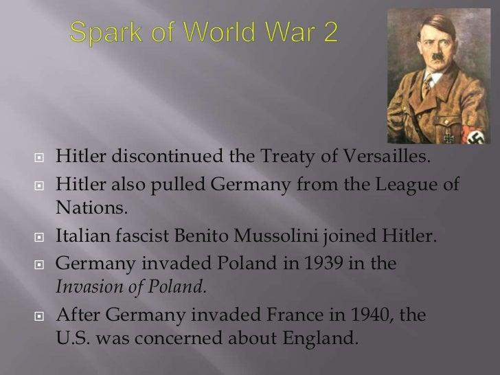 World war 1 assignment