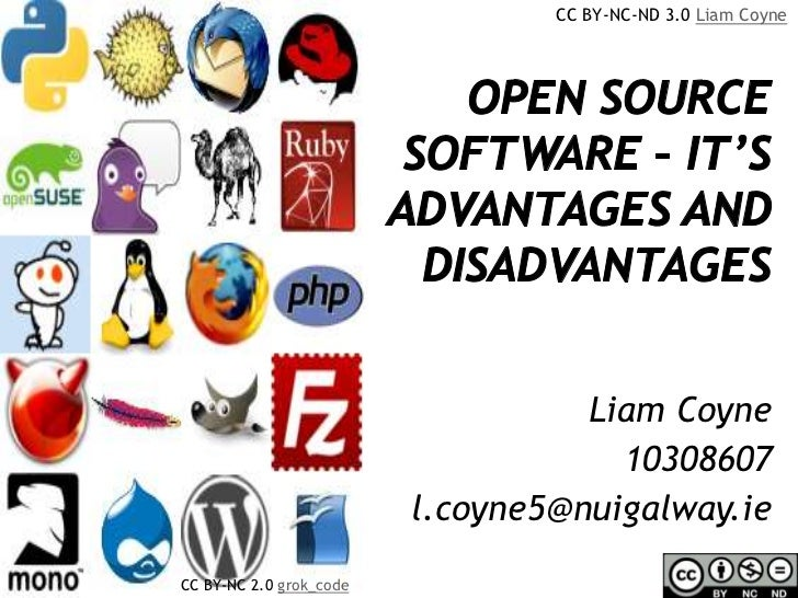 Open Source Software Presentation