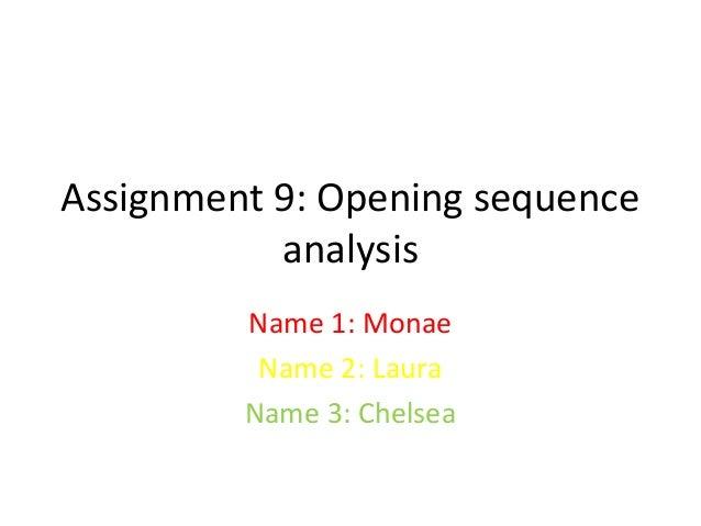 Assignment 9: U Turn