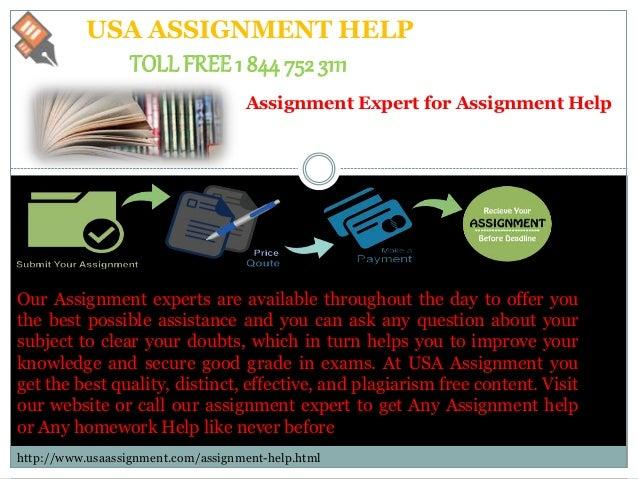 Buy assignment helpers