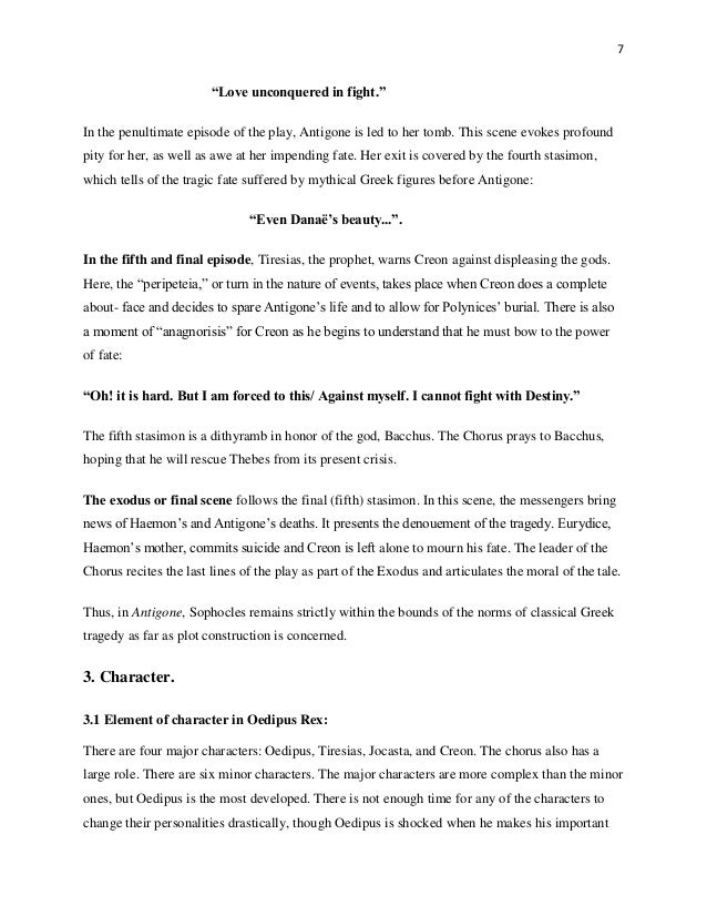 antigone tragic hero essay creon Essay analyzing antigone when writing your essay,  a tragic hero is a  whether antigone was right to disobey creon and his unjust.