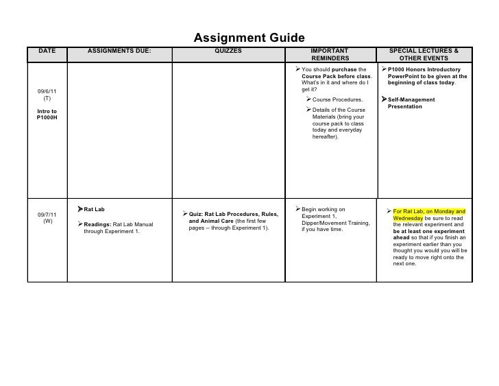 Assignment guide fall2011 97-2003
