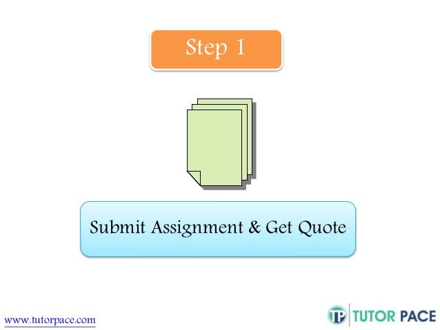 Do assignment online