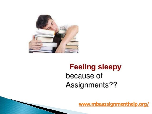 Mba assignments help