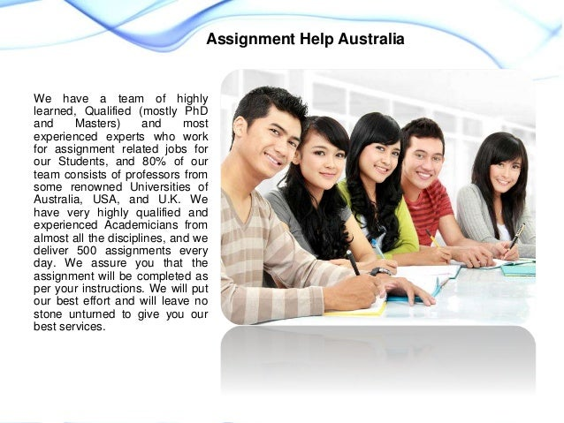 assignment writing help usa