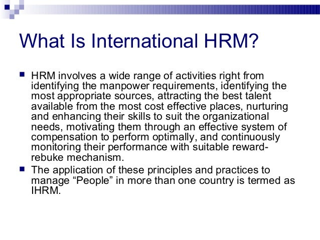 hrm assignment help Human resource management assignment help is an online assignment writing service in australia we offer best and reliable hrm homework help at affordable prices.