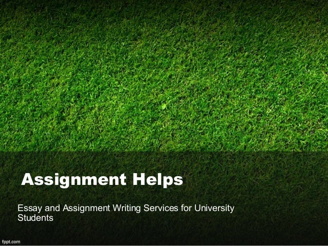 Buy university assignment
