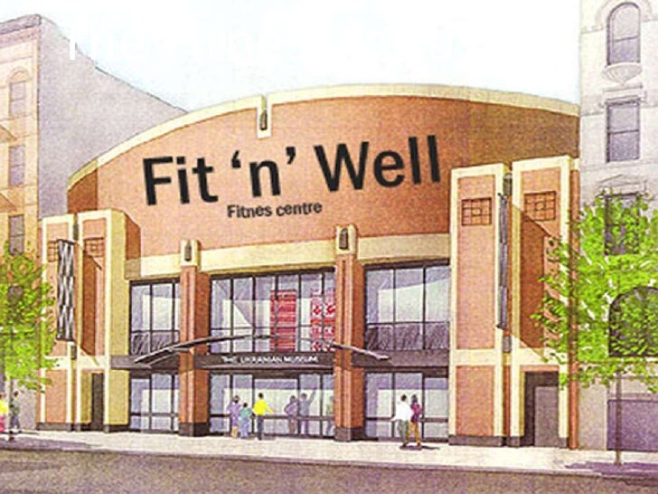 Fit n Well Report