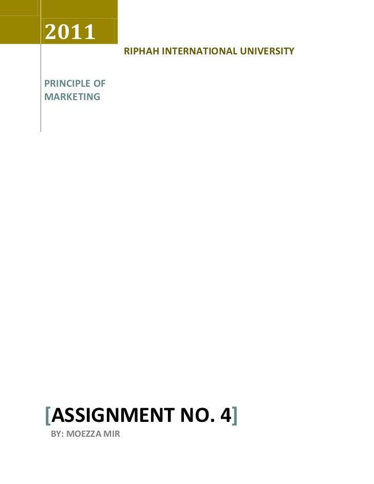 Assignment no   4