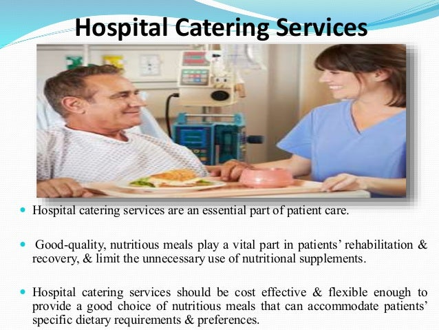 Essay about catering services