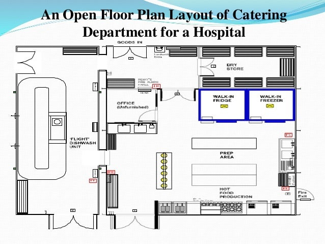 Catering Kitchen Floor Plan Joy Studio Design Gallery Best Design