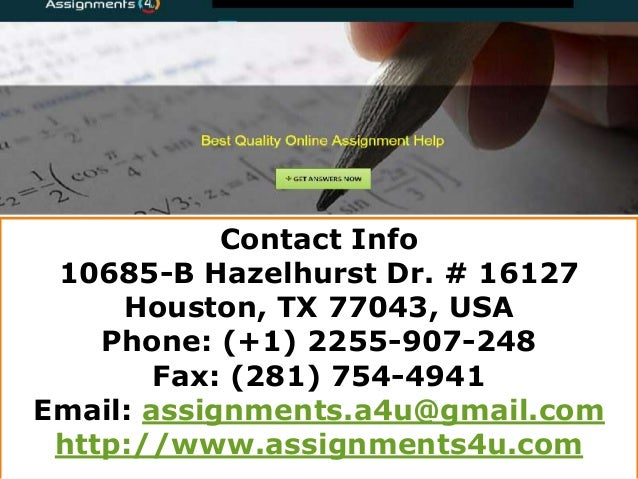 Free managerial accounting homework help