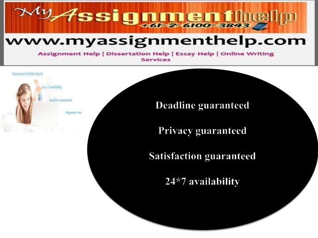 general assignment writer