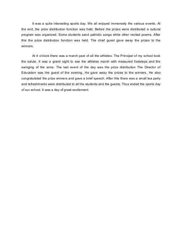 buy literature essay cheap online service essay sport day writing  last year my school s annual sports day was held on th oct generally a month