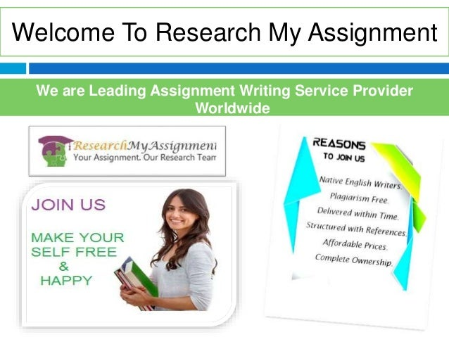 Assignment writing services pakistan
