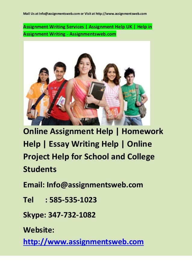 Why Students assign us as all over best my assignment help company?