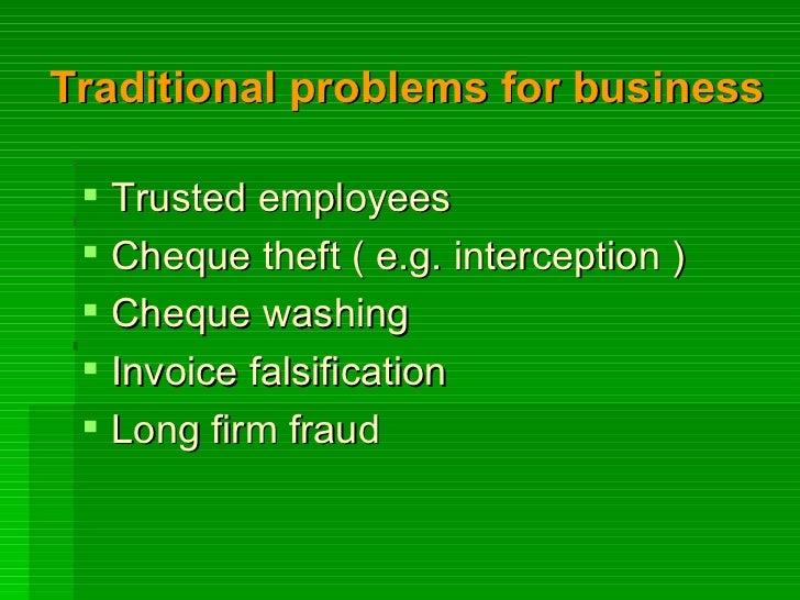 ASSIST - Fraud Presentation