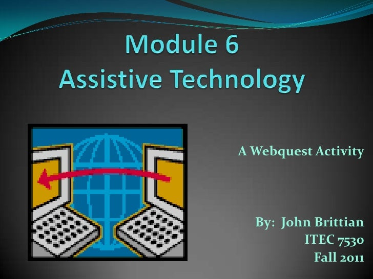 Assistive learning ppt