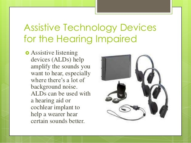 "assistive technology device review Implementation of assistive technology in the classroom abstract assistive technology (at) can be defined as ""any piece of equipment or device that may be used by a."