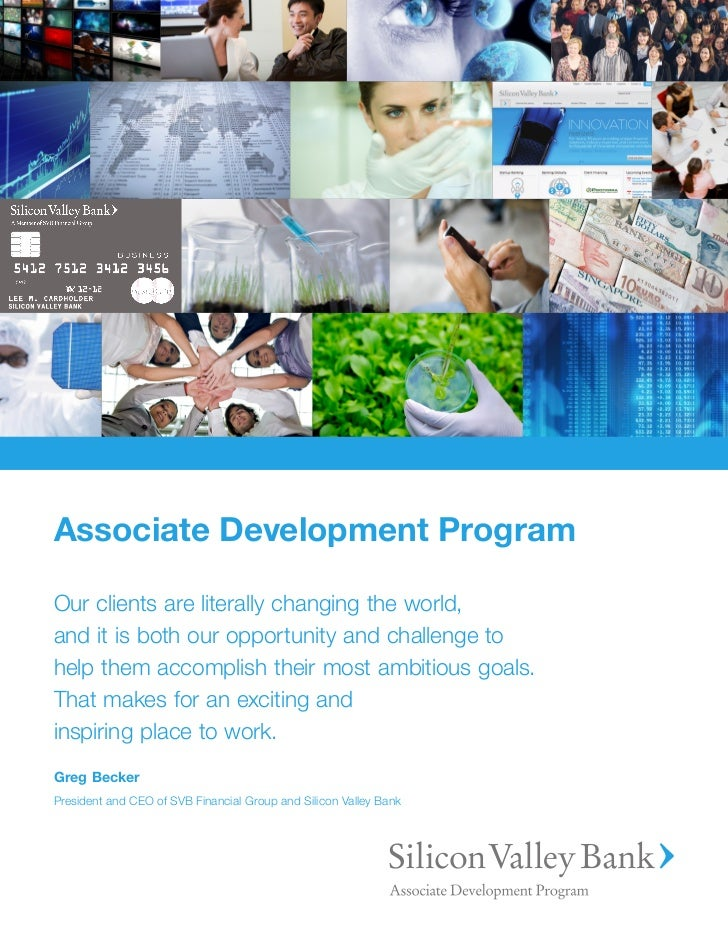 Associate Development Program Flyer