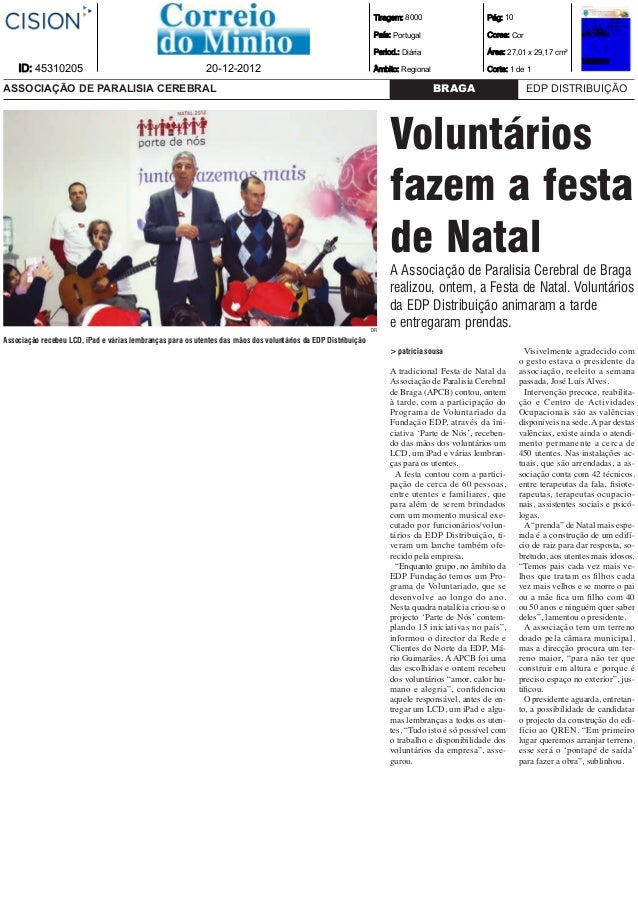 Associação de Paralisia Cerebral de Braga