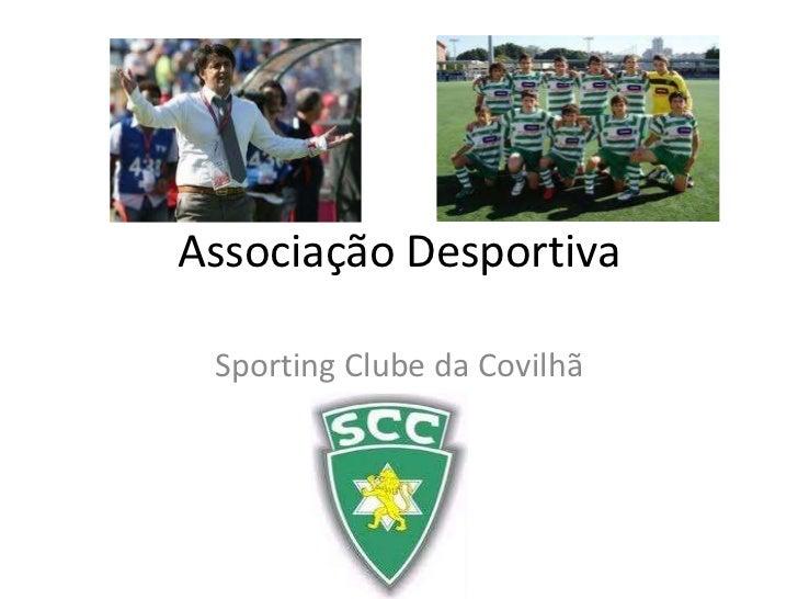Associação Desportiva Sporting Clube da Covilhã