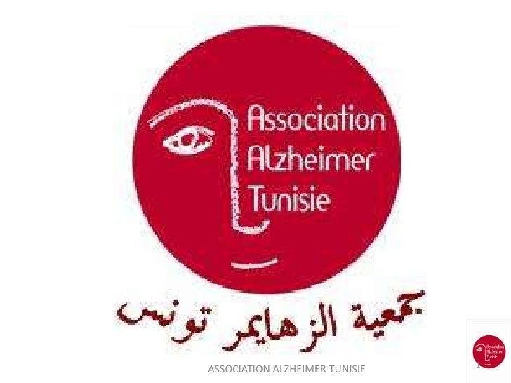 1<br />ASSOCIATION ALZHEIMER TUNISIE<br />